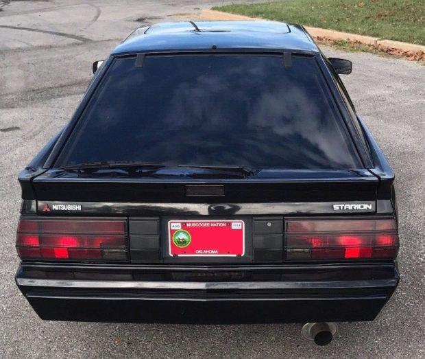 1986 Mitsubishi Starion with a 4.8 L Vortec V8