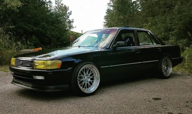 1990 Cressida with a 1JZ-GTE Inline-Six