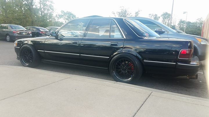 1990 Cressida with a 1JZ GTE Inline Six 03 for sale 1990 cressida with a 1jz gte inline six engine swap depot cressida 1jz wiring harness at soozxer.org
