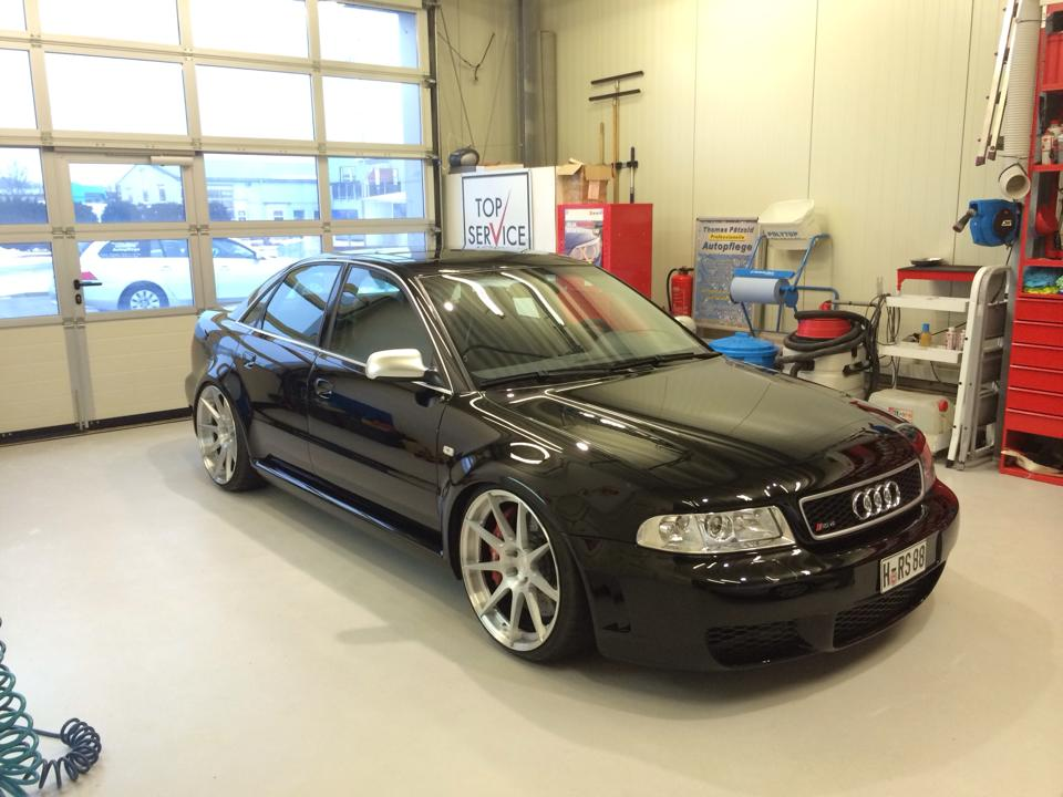 Audi S With A Whp RS V Engine Swap Depot - Audi s4 horsepower