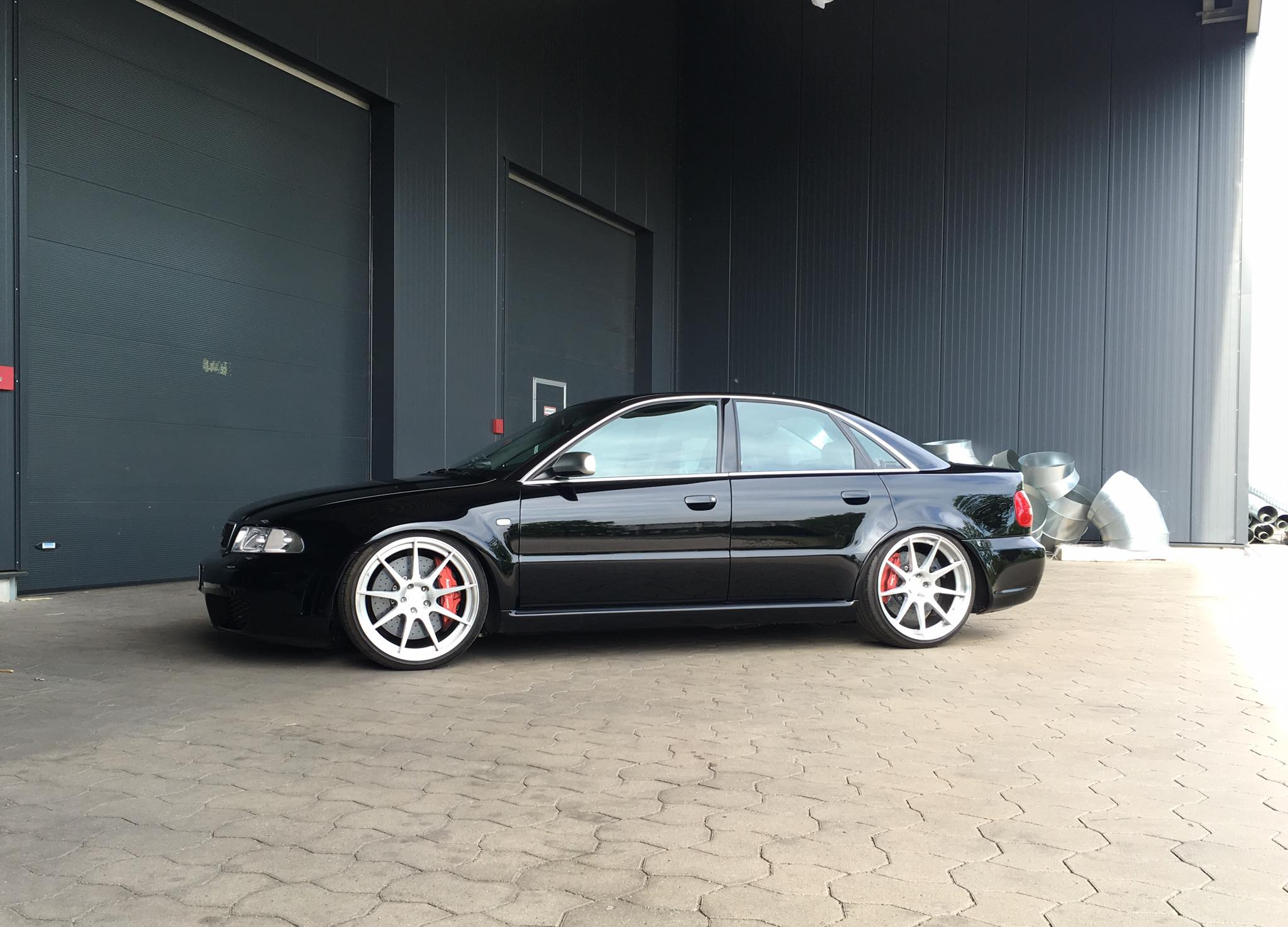 Audi S4 With A 1000 Whp Rs4 V6 Engine Swap Depot