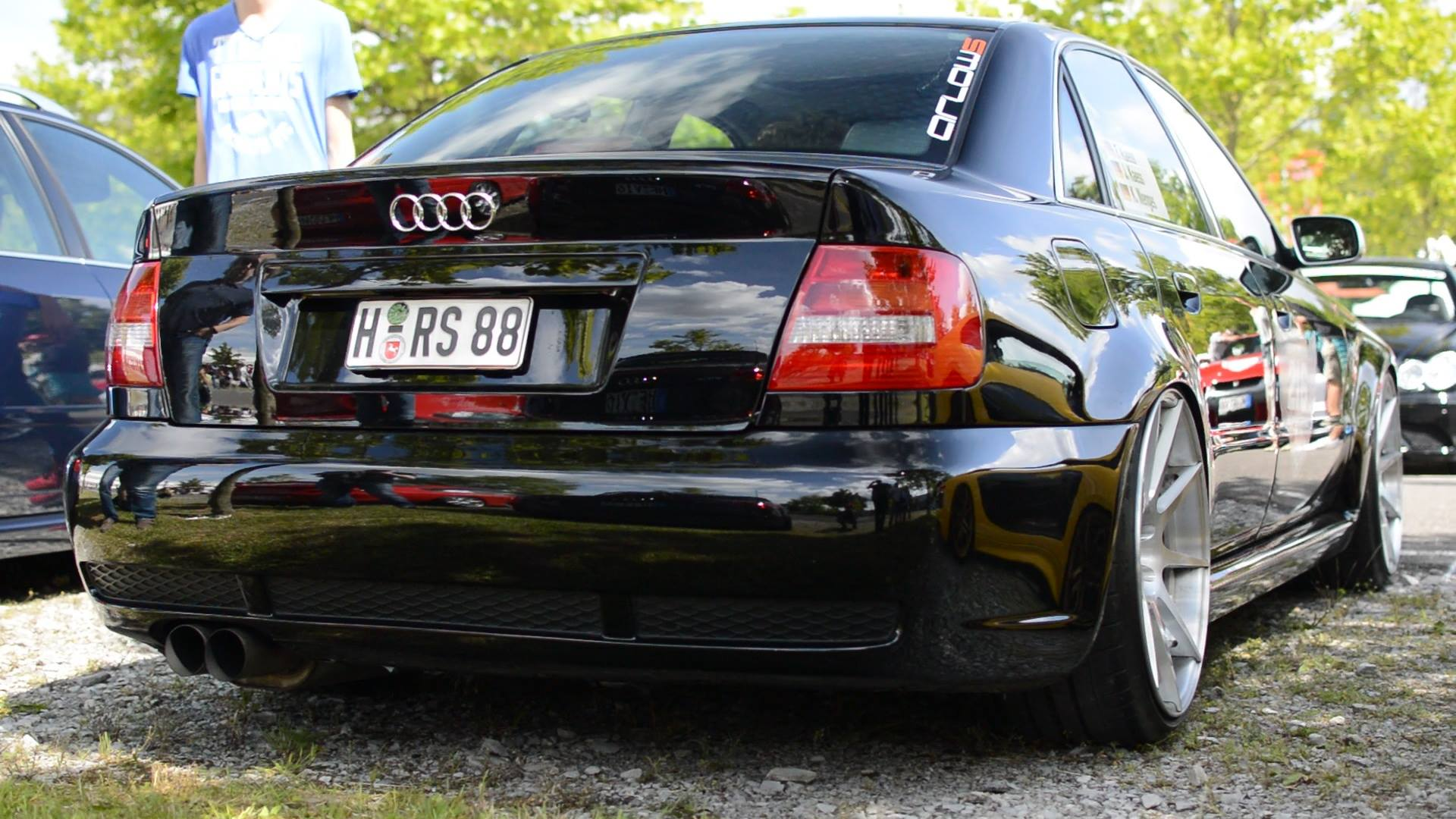 Audi S With A Twin Turbo Rs V on Engine Internals Wallpaper