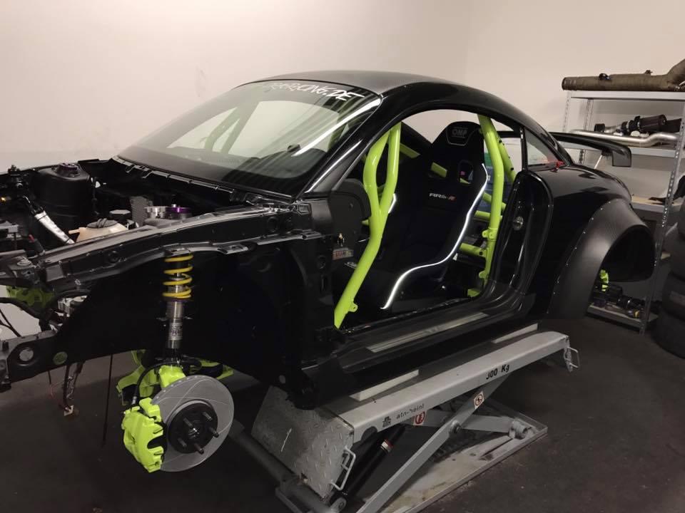 Audi Tt With A 1 200 Hp Turbo Vr6  U2013 Engine Swap Depot