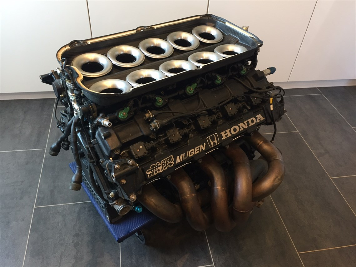 For Sale: Mugen-Honda F1 V10 – Engine Swap Depot