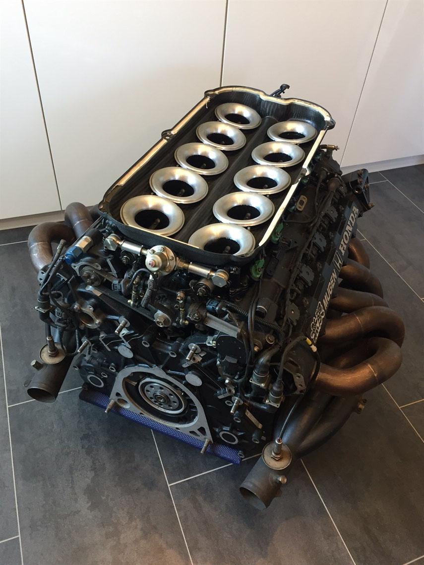 For Sale: Mugen-Honda F1 V10 – Engine Swap Depot