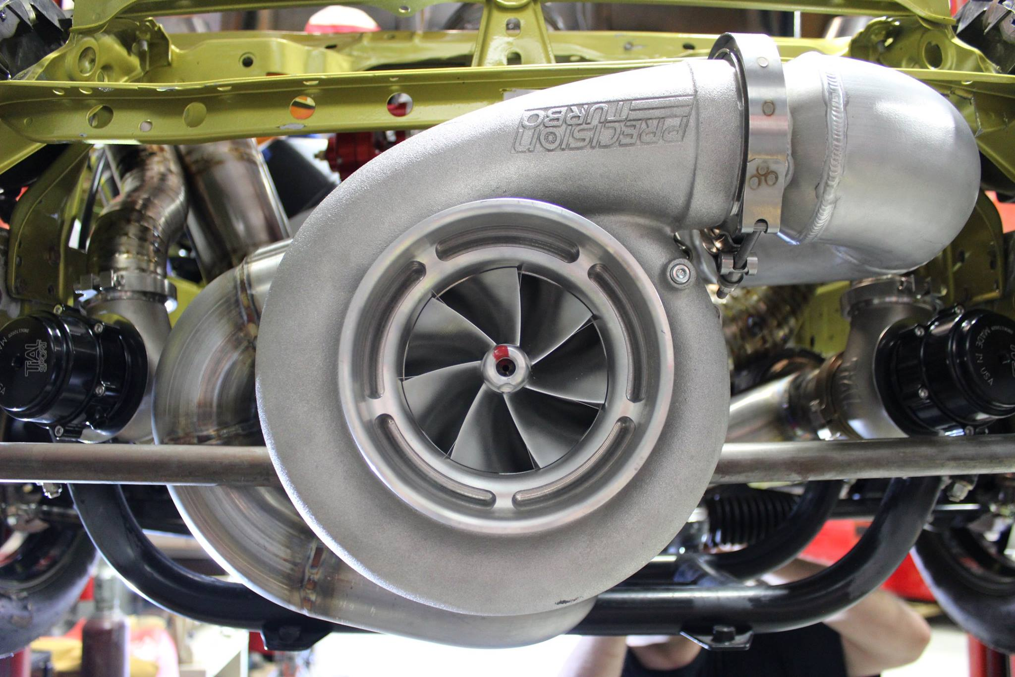 toyota supra with a turbo hemi v8  u2013 engine swap depot