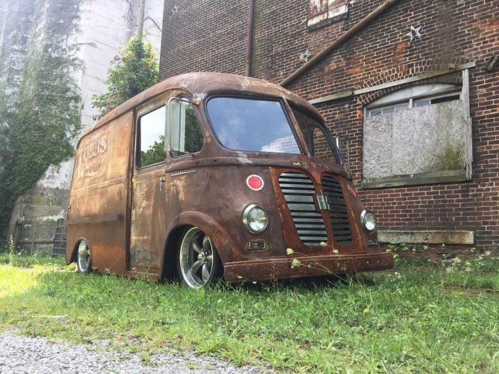 for sale 1953 international harvester metro van with a lsx v8