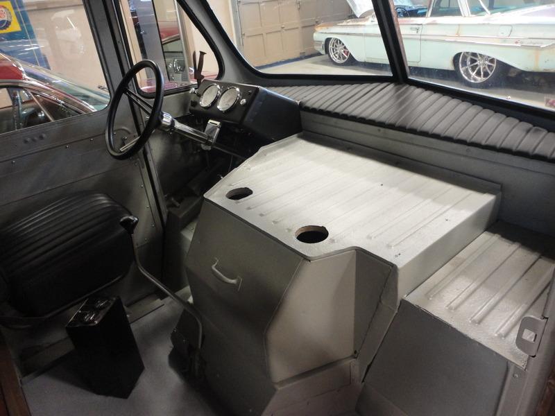 1953 International Harvester Metro Van with a LSx V8