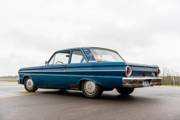 1964 Ford Falcon with a Mercedes Diesel Inline-Four