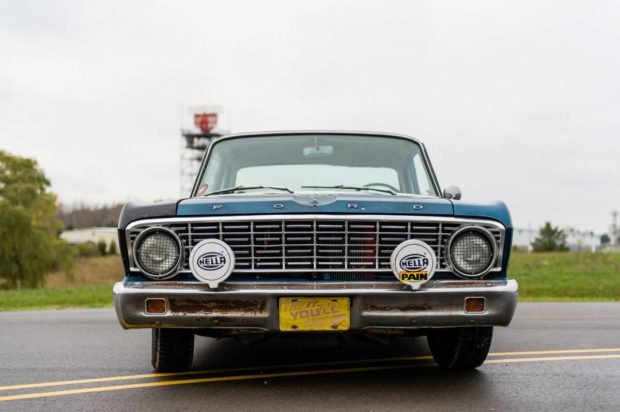 1964 Ford Falcon with a Mercedes Diesel Inline-Six