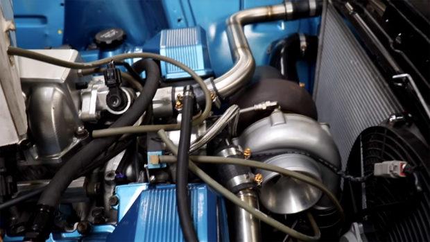 1970 Ford Fairlane with a Turbo 1UZ V8