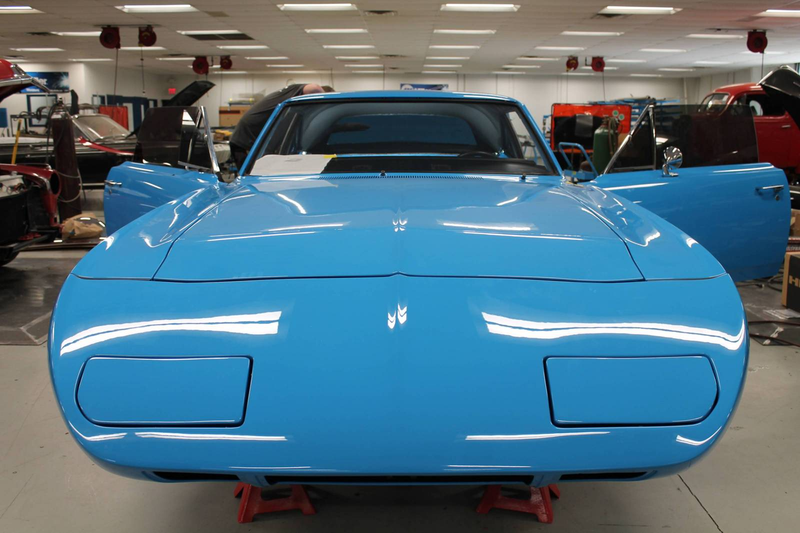 1970 Plymouth Superbird Clone with a 392 ci HEMI V8 04 1970 superbird wiring harness wiring diagrams