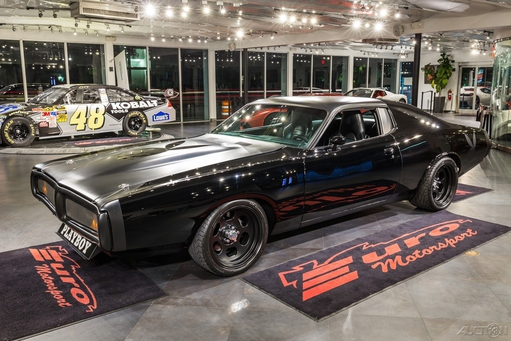 For sale 1972 dodge charger with a nascar v8 engine for What motor does nascar use