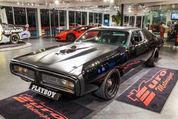 1972 Dodge Charger with a NASCAR V8