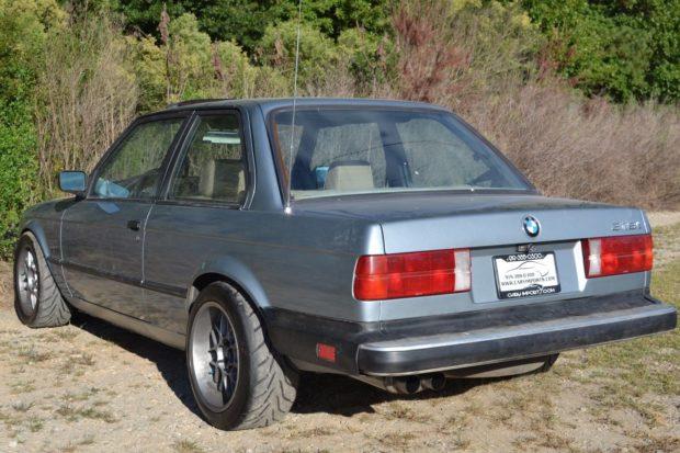1985 BMW E30 with a LS1 V8