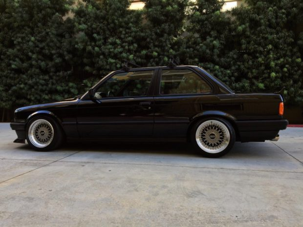For Sale 1991 Bmw E30 With A S52 Inline Six Engineswapdepot Com