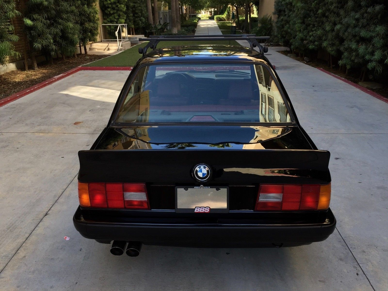 For Sale 1991 Bmw E30 With A S52 Inline Six