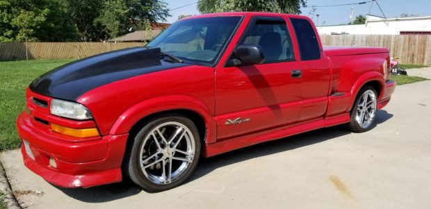 2000 Chevy S-10 with a Supercharged 6.0 L LSx V8
