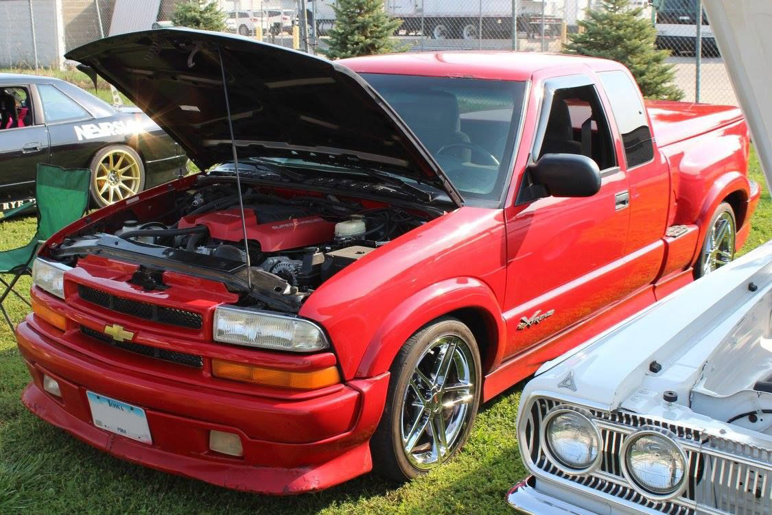 Chevy S-10 with a Supercharged 6 0 L LSx V8 – Engine Swap Depot