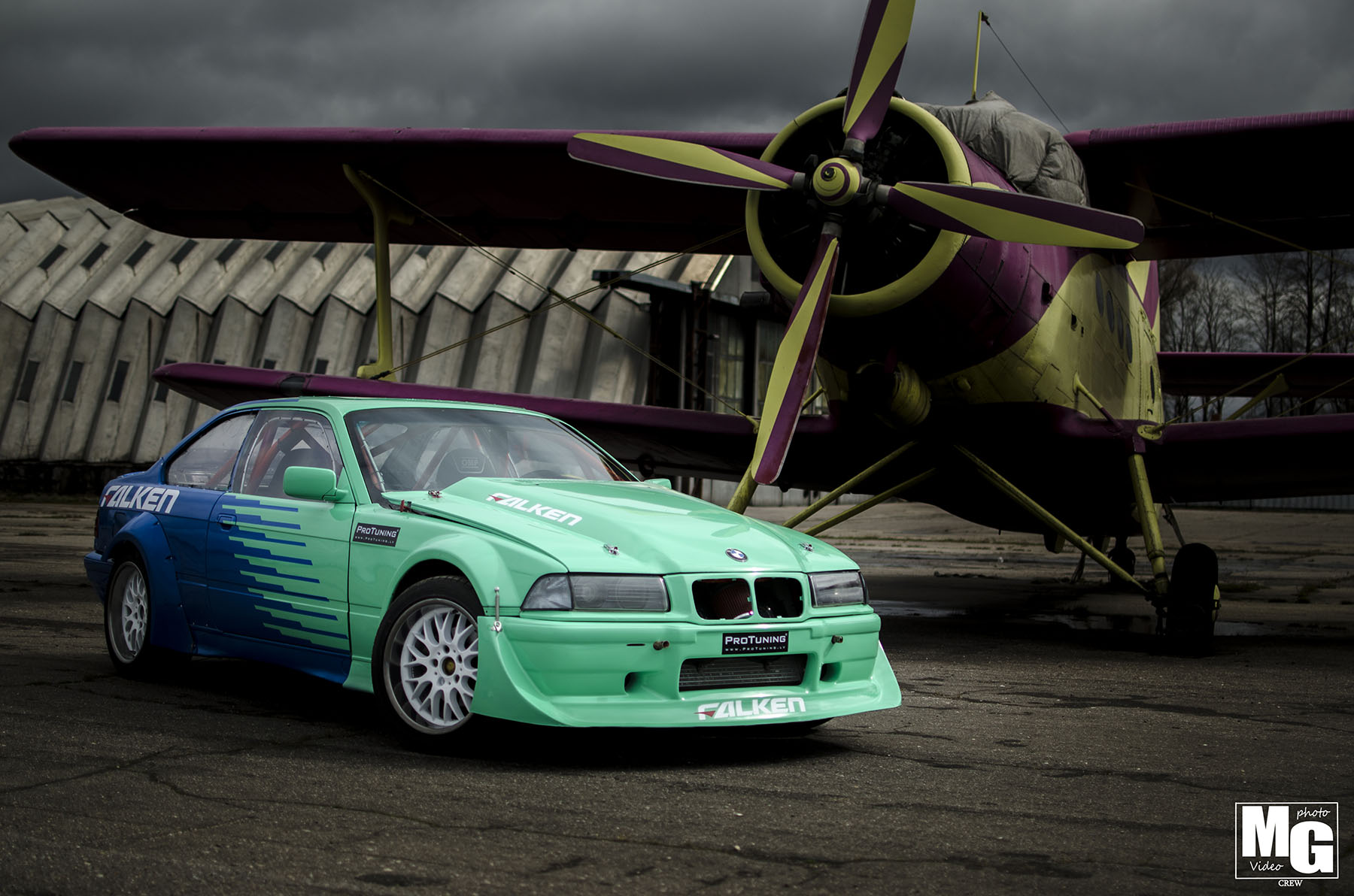 Bmw E36 With A M73 V12 Engine Swap Depot