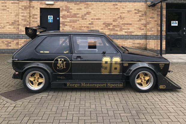 Forge Motorsport VW Golf