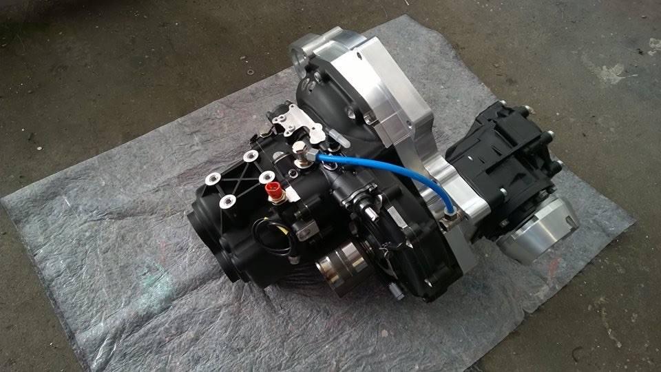 4wd Golf Mk2 With A Turbo Hayabusa Vw Engine Engine Swap