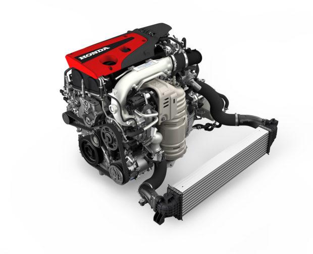 Honda 2.0 L K20C1 turbo inline-four
