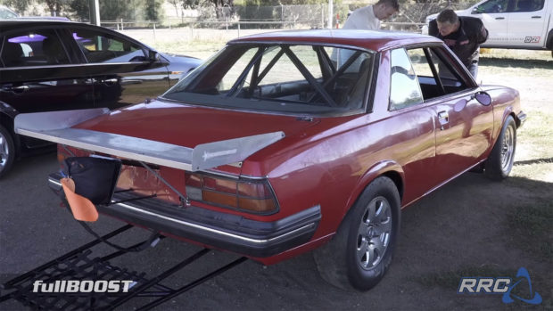 Mazda 626 with a Turbo 13B