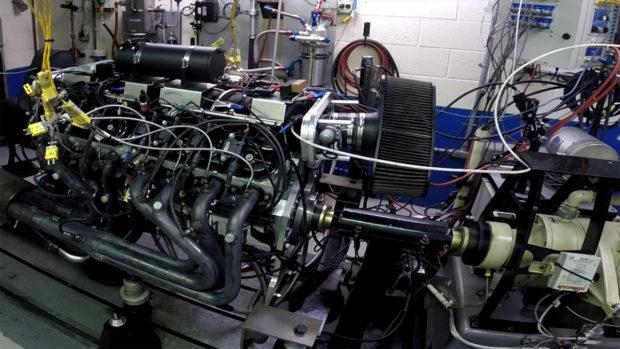 Sixteen Power LSx based 14.0 L V16