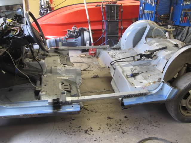 volvo 240 manual transmission swap