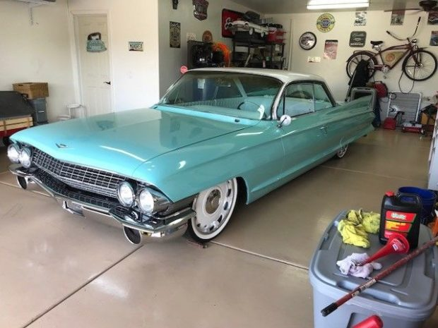 1961 Cadillac Series 62 with a LSx V8