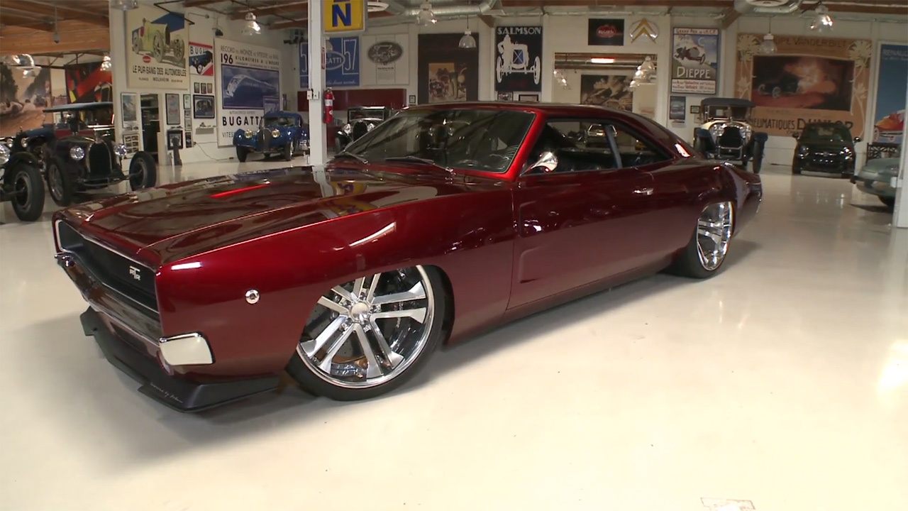 1968 Charger with a Twin-Turbo Viper V10