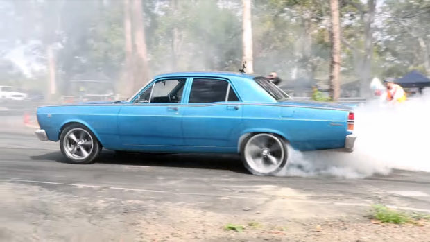1970 Ford Fairlane with a Turbo 1UZ V8