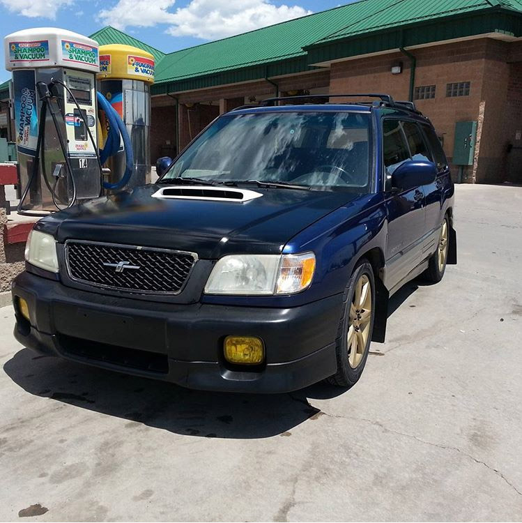 subaru forester manual transmission swap