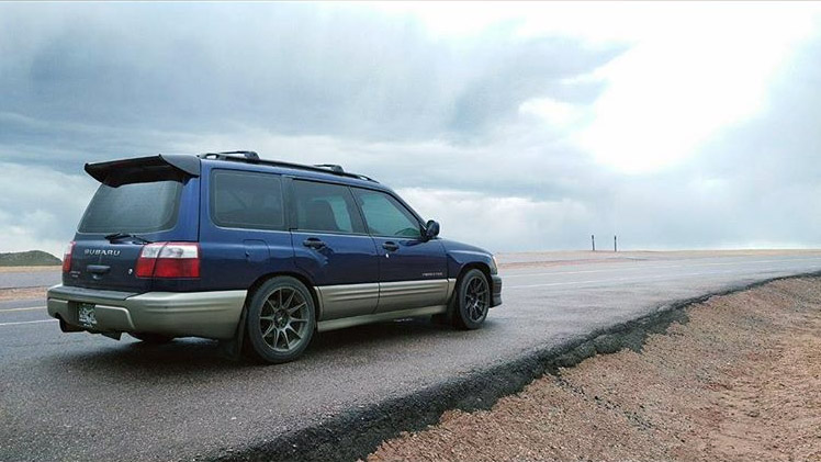 2001 forester with an ej207 turbo flat four engine swap. Black Bedroom Furniture Sets. Home Design Ideas
