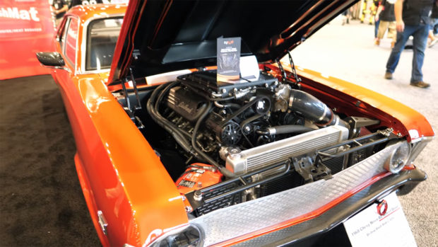 AWD 1968 Chevy Nova with a Supercharged LSx V8