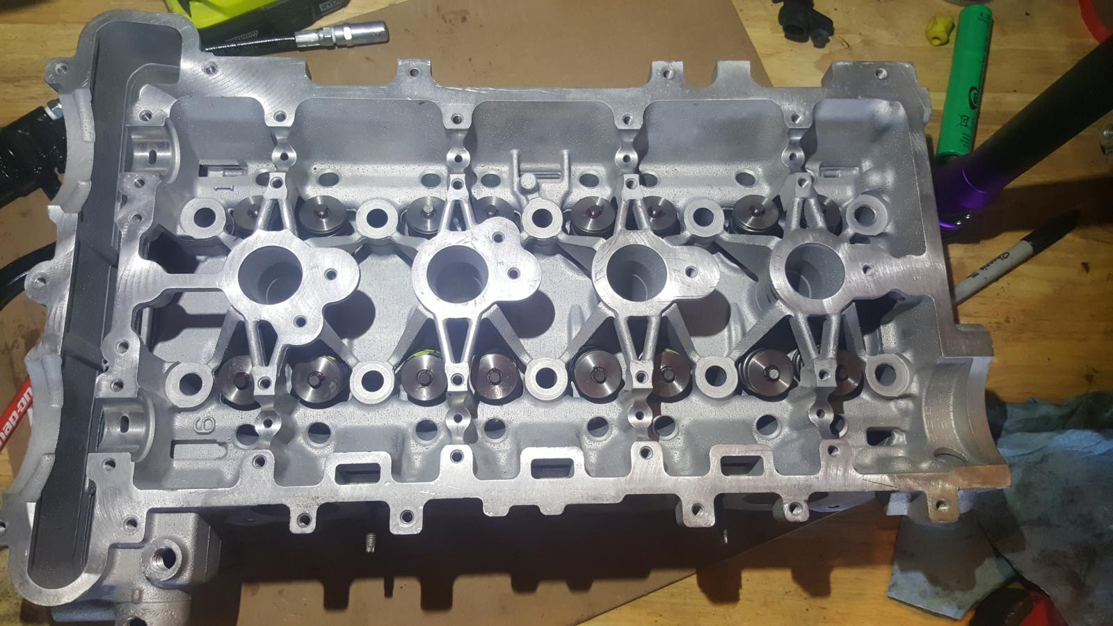 The Racing Monster Called Bugzilla Engine Swap Depot Gm Ecotec Sean Reviewed Several Options But Settled On Gms All Aluminum Inline Four Originally Used A 22 L After Spinning Bearing