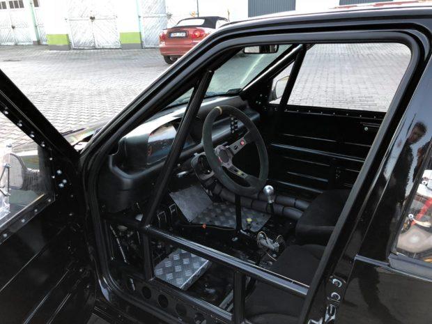 Daewoo Tico with a 1.5 L Honda D15 inline-four