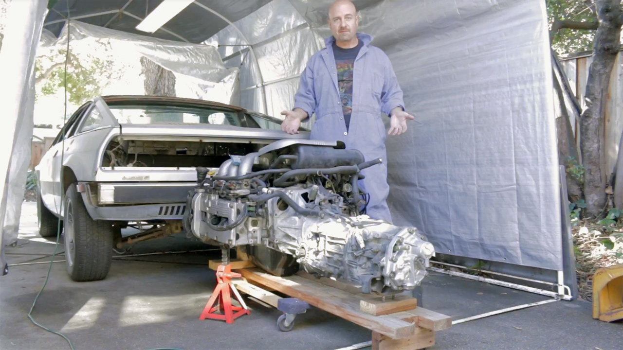 Building A Lancia Scorpion With Subaru Flat Six Engine Swap Depot Lq4 Wiring Harness From Svx Connected To Wrx Manual Transmission Converted 2wd This Makes 231 Horsepower And 228 Lb Ft Of Torque The Factory