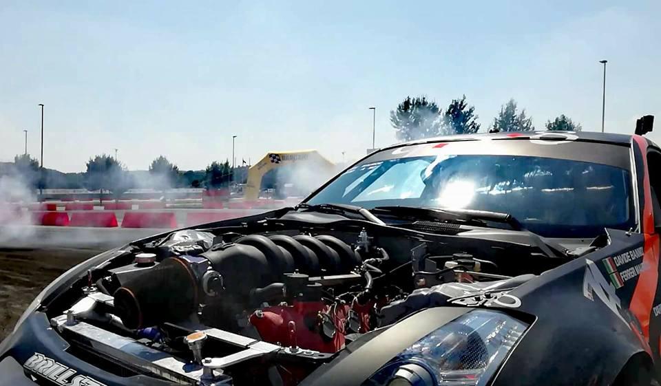 Nissan 350z With A Maserati V8  U2013 Engine Swap Depot