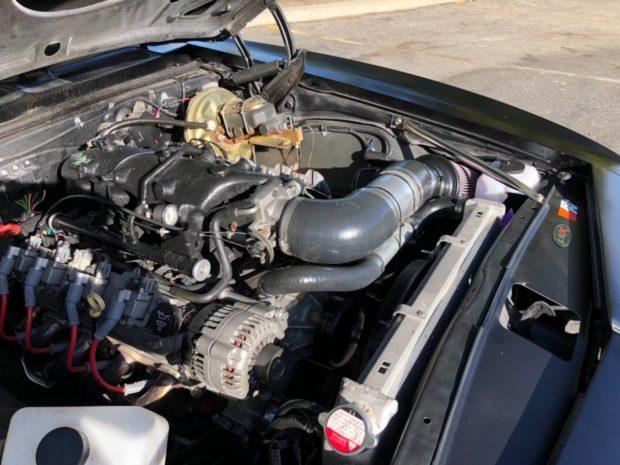 1968 Camaro with a 5.3 L LSx V8