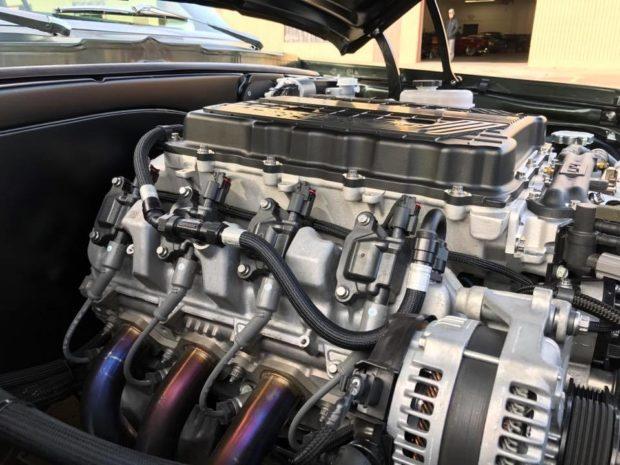 1969 Camaro with a LT4 V8
