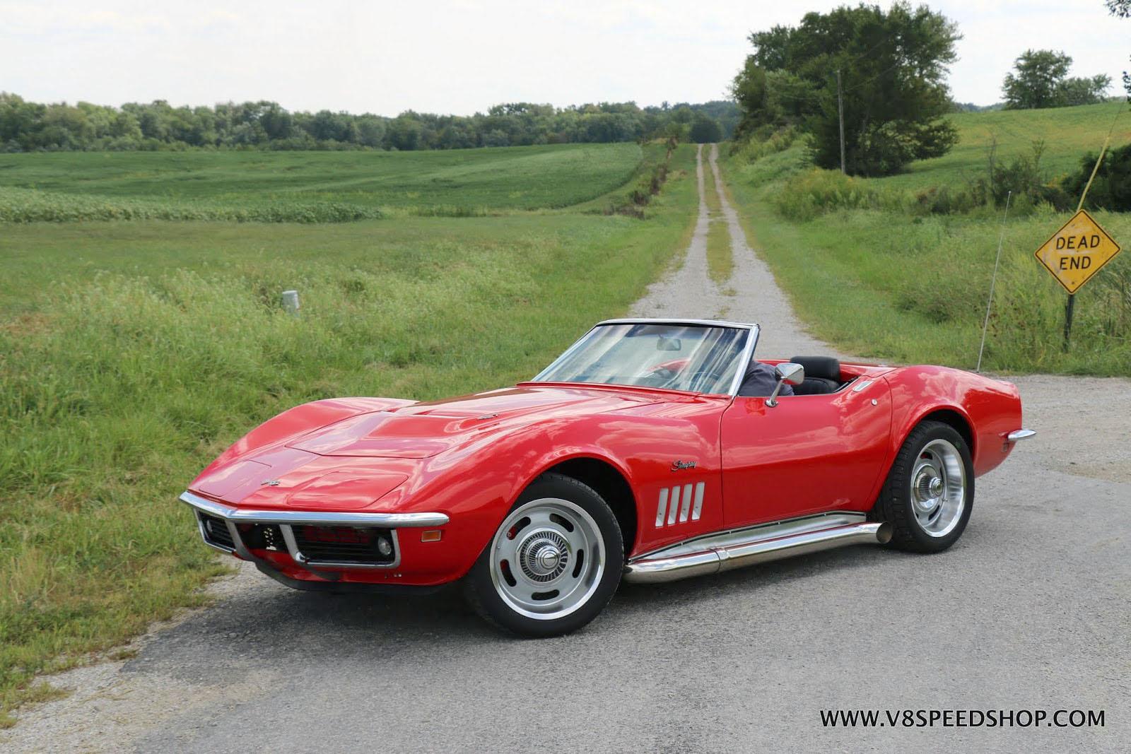 Kelebihan Corvette V8 Spesifikasi