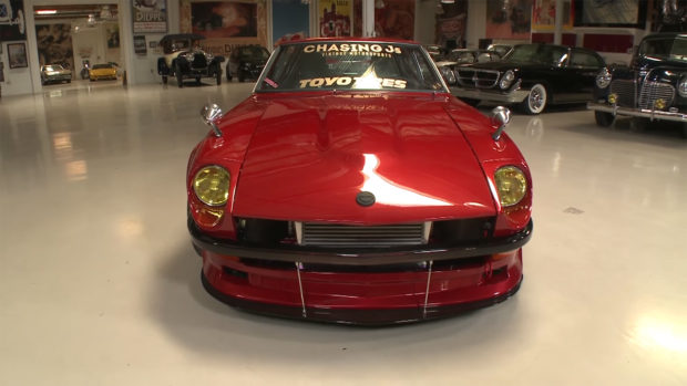 1971 Datsun 240Z with a SR20DET Inline-Four