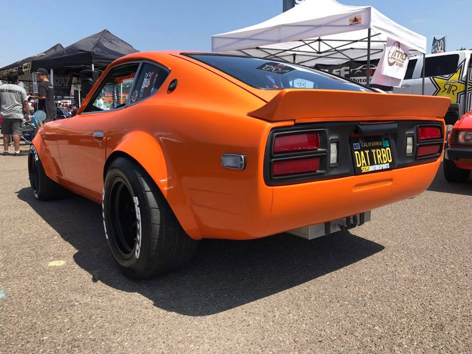 Datsun 240Z with a Turbo LS1 V8 – Engine Swap Depot