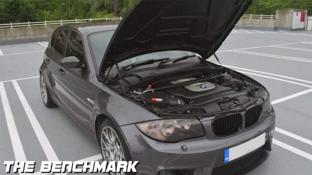 2007 BMW E87 with a Twin-Turbo M57 Diesel Inline-Six