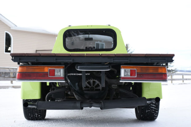 BMW 600 Truck with a VW Flat-Four