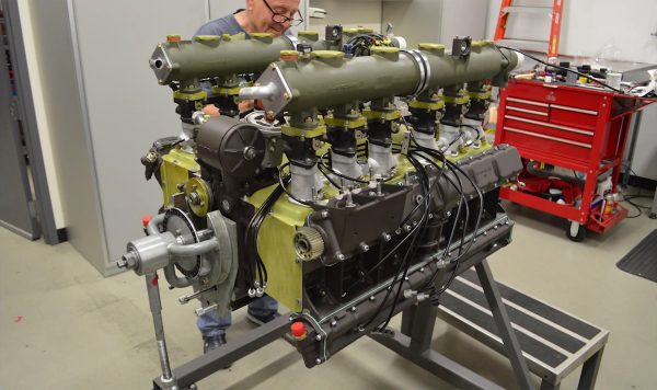 Canepa Motorsport Porsche Flat-12 Rebuild
