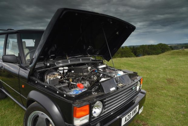 Range Rover with a LSA V8 – Engine Swap Depot
