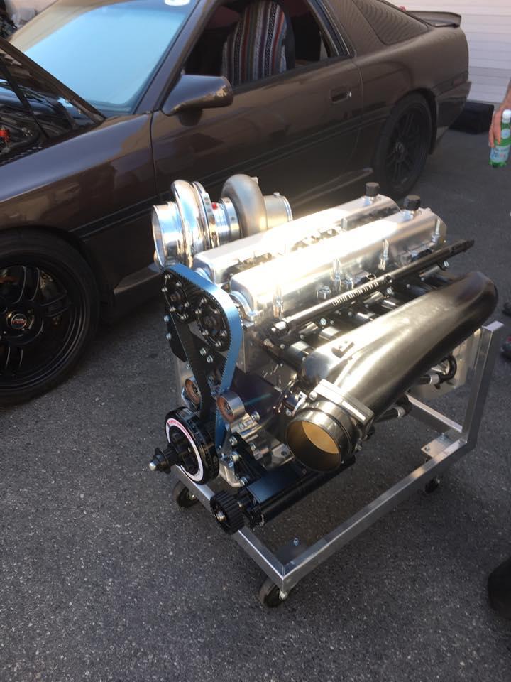 Full Billet 2jz Inline Six Engine Swap Depot